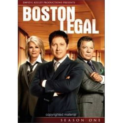 Boston Legal: Season One (Repackage) (DVD 2004)