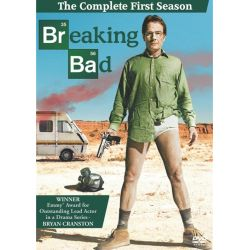 Breaking Bad: The Complete First Season (DVD 2008) Pozostałe