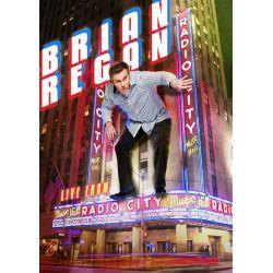 Brian Regan: Live From Radio City Music Hall (DVD 2015)
