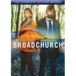 Broadchurch: The Complete Second Season (DVD 2014) Zagraniczne