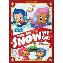 Bubble Guppies / Team Umizoomi: Into The Snow We Go (DVD) Zagraniczne