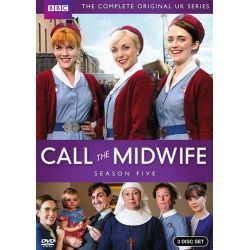 Call The Midwife: Season Five (DVD 2015) Zagraniczne