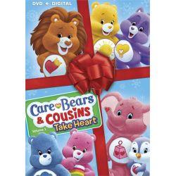 Care Bears And Cousins: Take Heart (DVD + UltraViolet) (DVD) Pozostałe