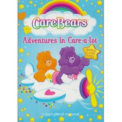 Care Bears: Adventures In Care-a-lot (DVD 1986) Zagraniczne