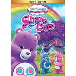 Care Bears: Share Your Care (DVD + UltraViolet) (DVD 2012) Pozostałe