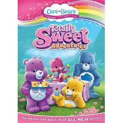 Care Bears: Totally Sweet Adventures (DVD 2012) Zagraniczne