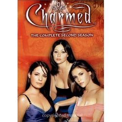 Charmed: The Complete Second Season (DVD 2000)