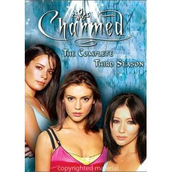 Charmed: The Complete Third Season (DVD 2001)