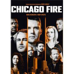 Chicago Fire: Season Seven (DVD 2019) Pozostałe