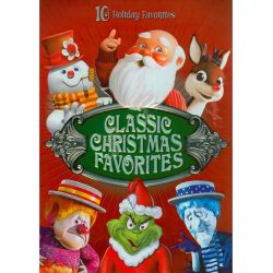 Classic Christmas Favorites (Repackage) (DVD) Pozostałe