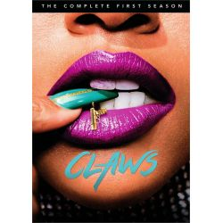 Claws: The Complete First Season (DVD 2017) Zagraniczne