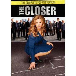 Closer, The: The Complete Fourth Season (DVD 2008)