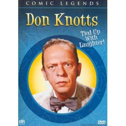 Comic Legends: Don Knotts - Tied Up With Laughter (DVD) Pozostałe