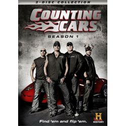 Counting Cars: Season One (DVD 2012)