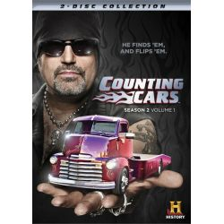 Counting Cars: Season Two - Volume One (DVD)