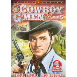 Cowboy G-Men: Volume 5 (DVD 1952) Pozostałe