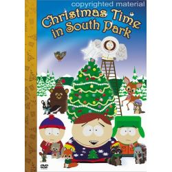 Christmas Time In South Park (DVD) Pozostałe