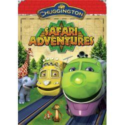 Chuggington: Safari Adventures (DVD) Pozostałe