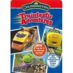 Chuggington: Traintastic Adventures (DVD) Zagraniczne