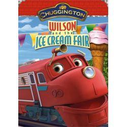 Chuggington: Wilson And The Ice Cream Fair (DVD) Pozostałe