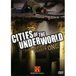Cities Of The Underworld: The Complete Season One (DVD 2007)