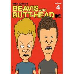 Beavis And Butt-Head: The Mike Judge Collection - Volume 4 (DVD 2012) Pozostałe