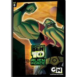 Ben 10: Alien F-rce - Volume Eight (DVD 2010)