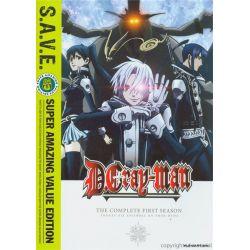 D. Gray-Man: The Complete First Season (DVD 2006) Pozostałe