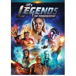 DC's Legends of Tomorrow: The Complete Third Season (DVD 2018) Pozostałe