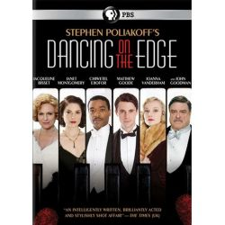 Dancing On The Edge (DVD 2013) Zagraniczne