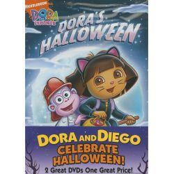 Dora And Diego Celebrate Halloween: Dora's Halloween / Diego's Halloween (2 pack) (DVD)