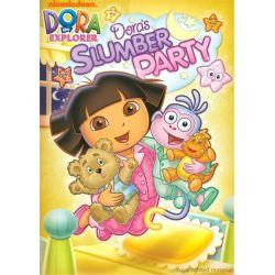 Dora The Explorer: Dora's Slumber Party (DVD 2010)