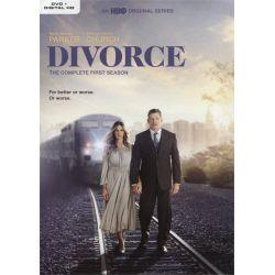 Divorce: The Complete First Season (DVD + UltraViolet) (DVD 2016) Zagraniczne