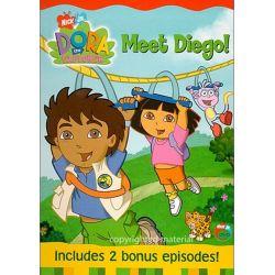 Dora The Explorer: Meet Diego! (DVD 2003) Pozostałe