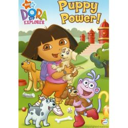 Dora The Explorer: Puppy Power! (DVD 2007)