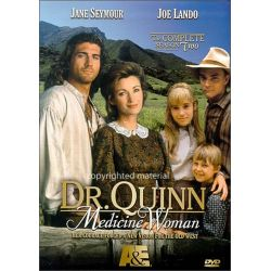 Dr. Quinn Medicine Woman: The Complete Season Two (DVD 2003)