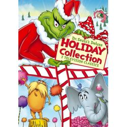 Dr. Seuss's Deluxe Holiday Collection (DVD)