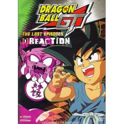 Dragon Ball GT: Reaction (DVD 1996)