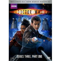 Doctor Who: Series Three - Part 1 (DVD)
