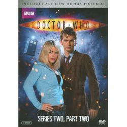 Doctor Who: Series Two - Part 2 (DVD)