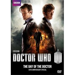 Doctor Who: The Day Of The Doctor (DVD 2013)