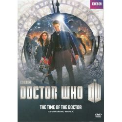 Doctor Who: The Time Of The Doctor (DVD 2014)