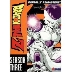 Dragon Ball Z: Season 3 (DVD)