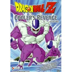 Dragon Ball Z: The Movie 5 - Cooler's Revenge (Uncut) (DVD 2002)