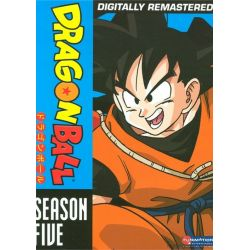 Dragon Ball: Season Five (DVD 2010)
