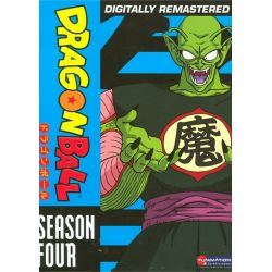 Dragon Ball: Season Four (DVD 1986)