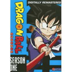 Dragon Ball: Season One (DVD 1986)