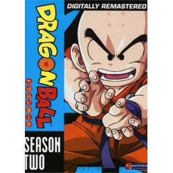 Dragon Ball: Season Two (DVD 1986)