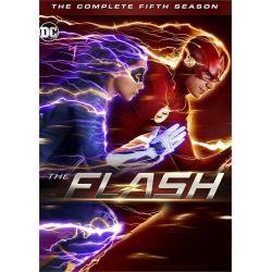 Flash, The: Complete Season 5 (DVD 2019) Zagraniczne