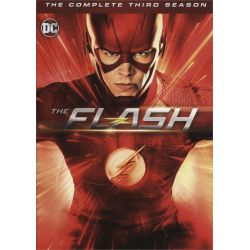 Flash, The: The Complete Third Season (DVD 2016) Pozostałe